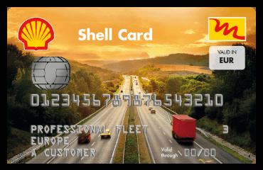 Shell palivová karta od FLEETCOR. Prečítajte si viac o výhodách Shell palivových kariet.